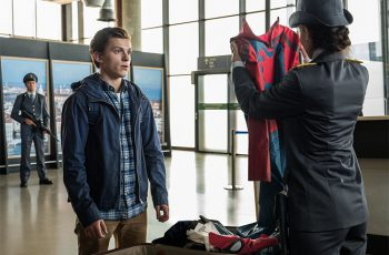 Spider-Man Far From Home Still