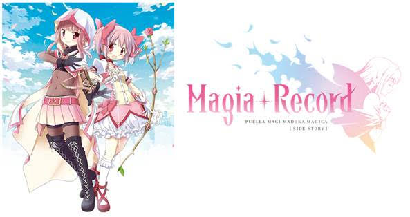 Magia Record: Puella Magi Madoka Magica Side Story Mobile Game Launches June 25th