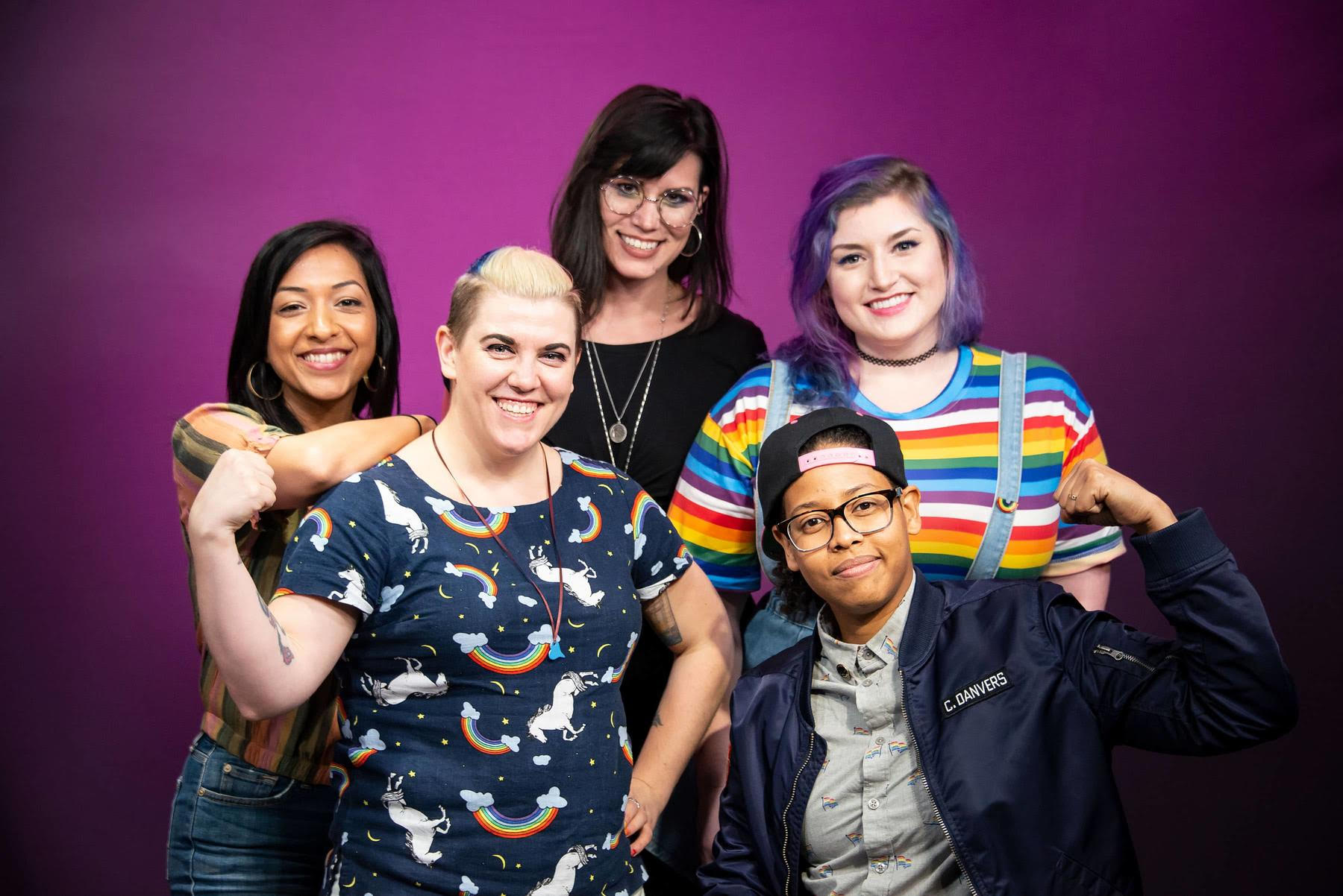 'Women of Marvel' Celebrate Pride Month 2019 With Creator's Round-Table