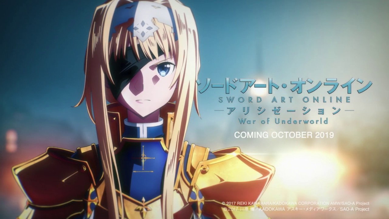 Sword Art Online: Alicization- War Of Underworld Could Be The Best Season Yet!