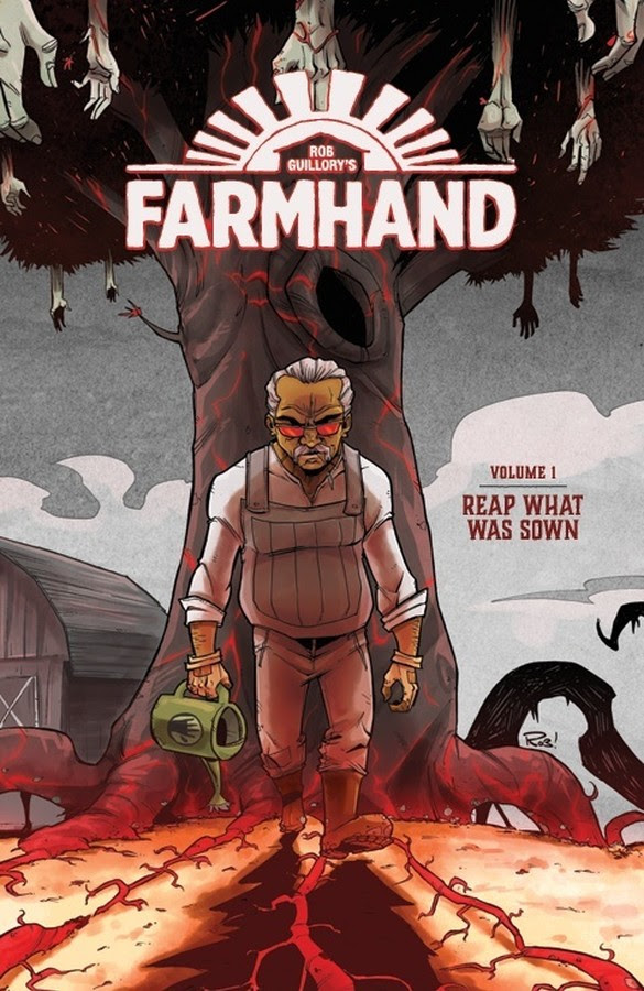AMC Options Image Comics' FARMHAND For TV