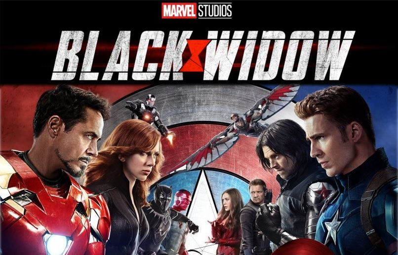 MCU's 'Black Widow' Will Tie In Directly To 'Civil War'