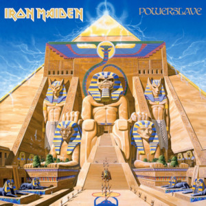 Iron Maiden-A-Thon: Powerslave Review