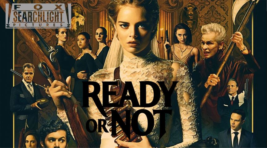 Fox Searchlight Releases Two 'Ready Or Not' Clips