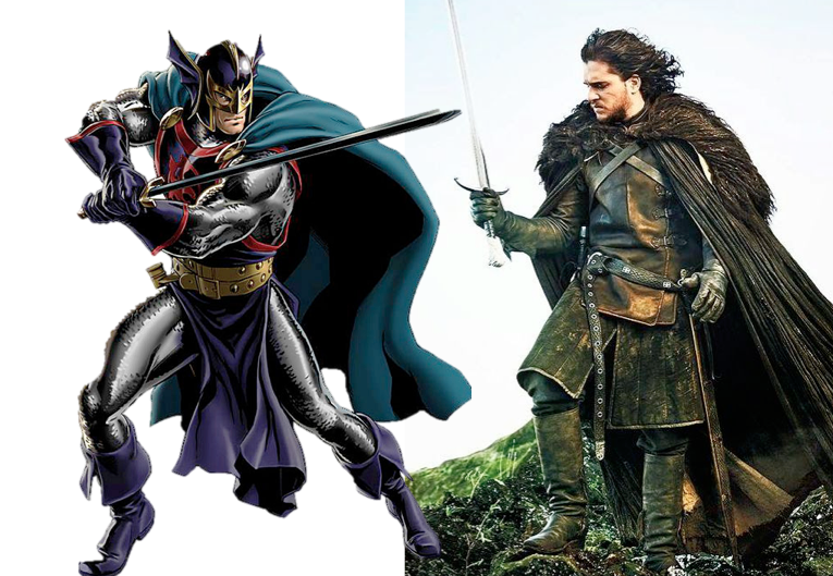After A Long Night, We'll (Night's) Watch Kit Harington As The MCU's Black Knight (Not Moon or Dark)