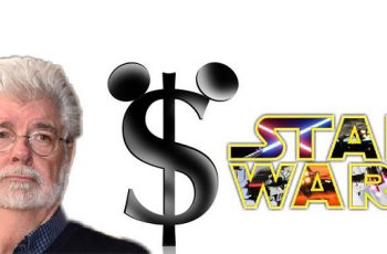 Disney Corporate Greed; George Lucas