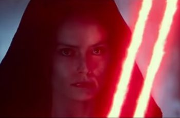 RIse of Skywalker teaser; Rey; clone