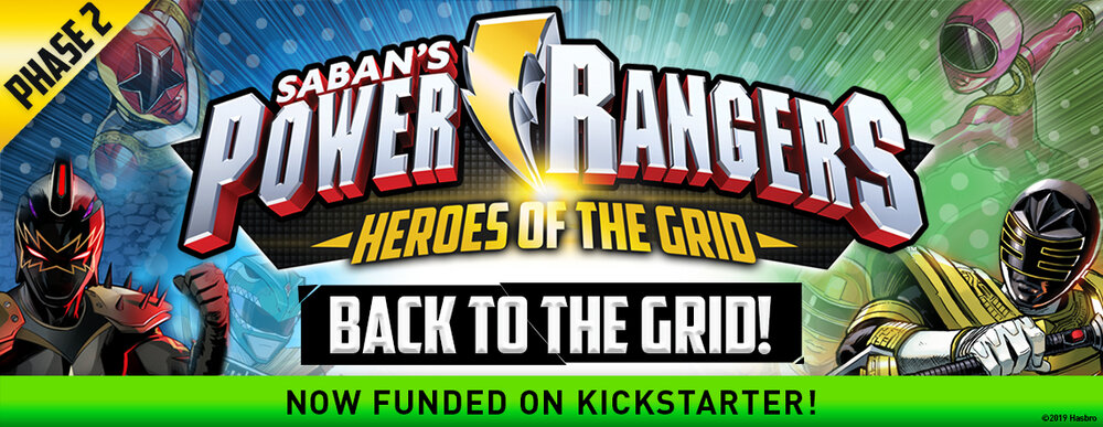 Heroes of the Grid Phase 2 Preview