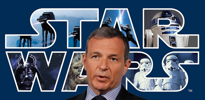 Disney CEO Bob Iger Admits Star Wars Missteps, Throws Shade At Netflix