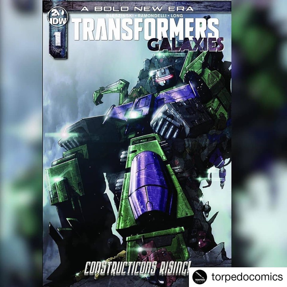 Transformers Galaxies 1 – Birth of a Giant