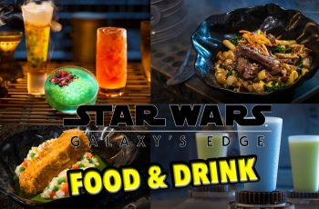 Galaxy's Edge food and drink