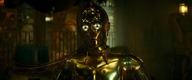 C-3PO Actor Reveals Star Wars: The Rise Of Skywalker Details In New Book