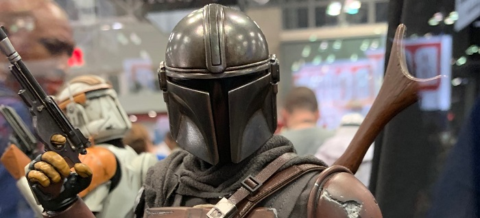 Hot Toys Sizzle With Star Wars at NYCC 2019