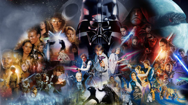 Star Wars: A Skywalker Saga Marathon Watch