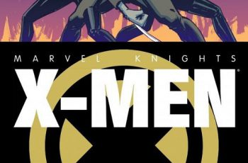 Comic Marvel Knights: X-Men
