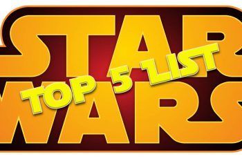 Star Wars top 5
