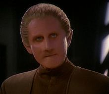 Constable Odo from DS9