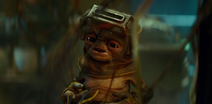 Love Babu Frik From Star Wars: The Rise of Skywalker?  Watch A Clip Here!