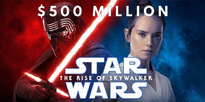The Rise of Skywalker: A $500 Million Testament To Star Wars