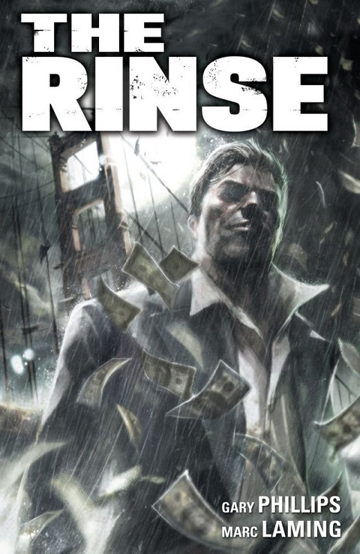 Comic Rewind: The Rinse Vol. 1 – Not Bad, But Basic