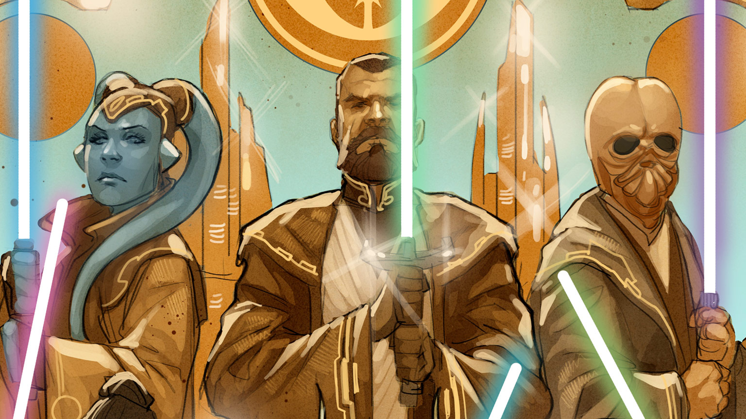 Star Wars: Project Luminous Is REVEALED