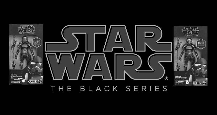 STAR WARS: Black Series Shadow Stormtrooper Coming Soon?