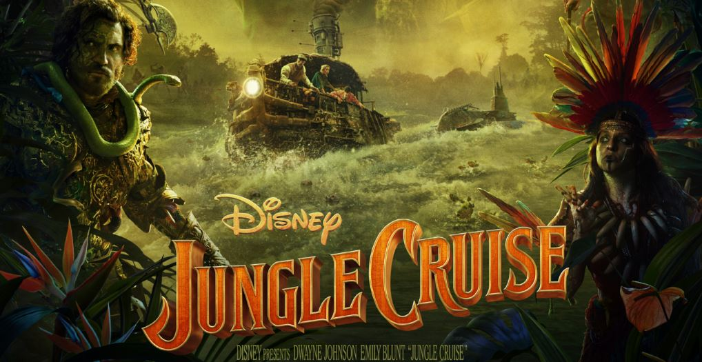 New Trailer for Disney's Jungle Cruise Wows