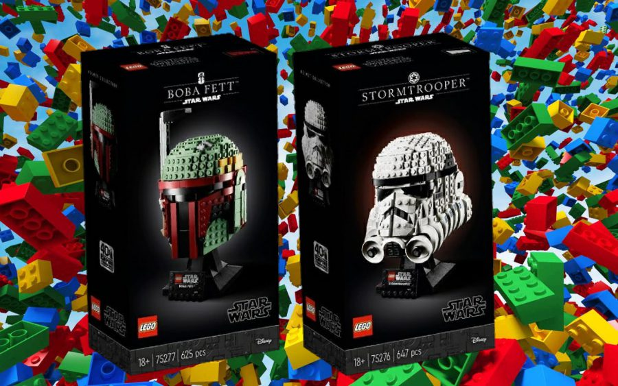 LEGO: Boba Fett and Stormtrooper Helmets Could be Coming Soon.
