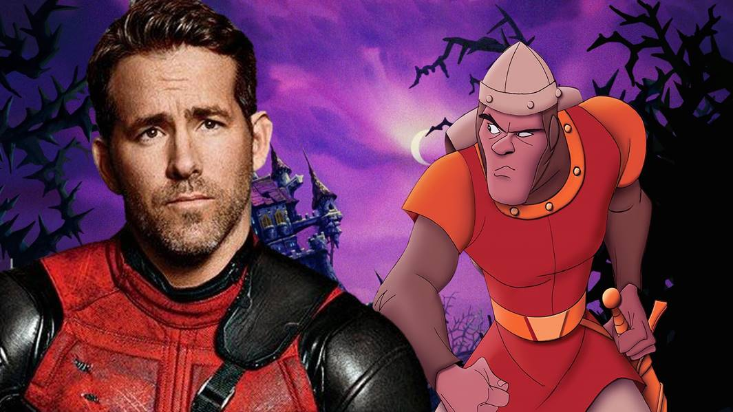 Ryan Reynolds in Talks for Live-Action Dragon's Lair