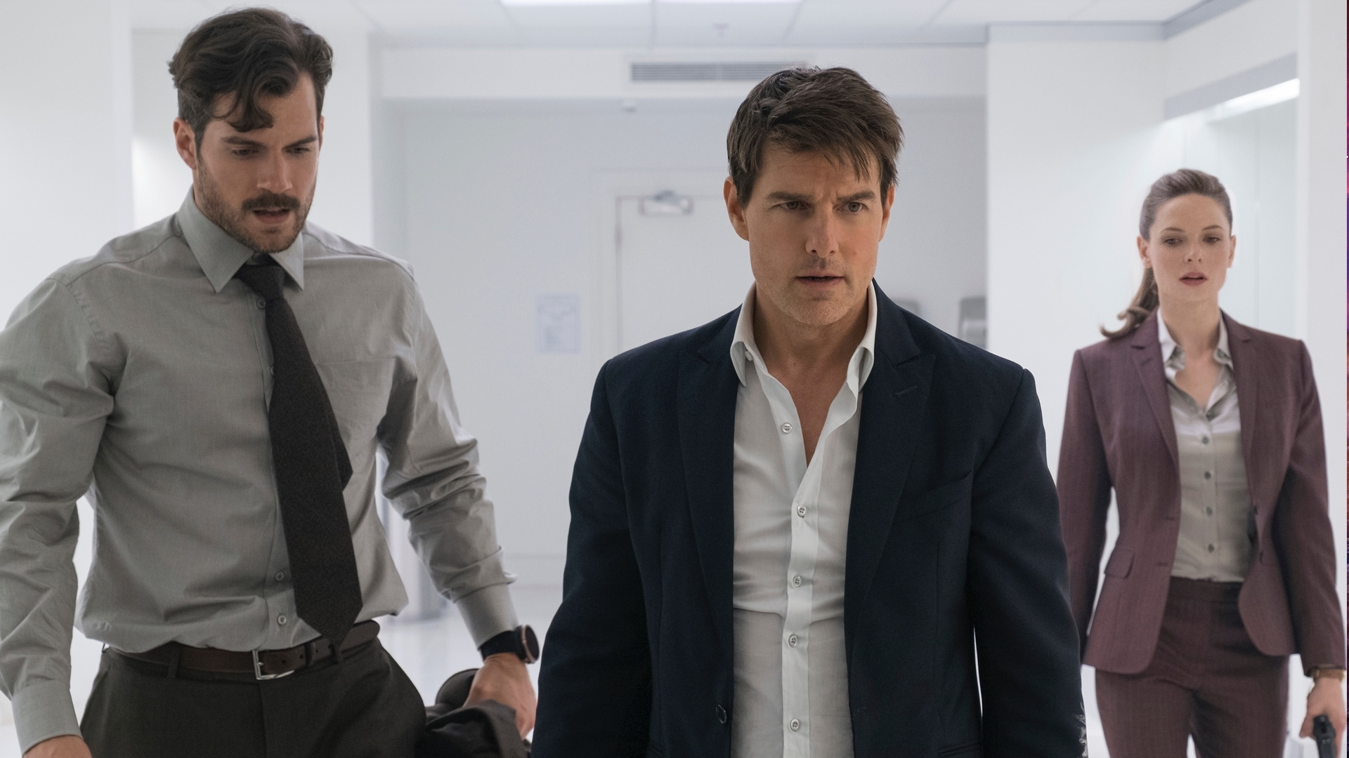 Mission Impossible Officially Delayed