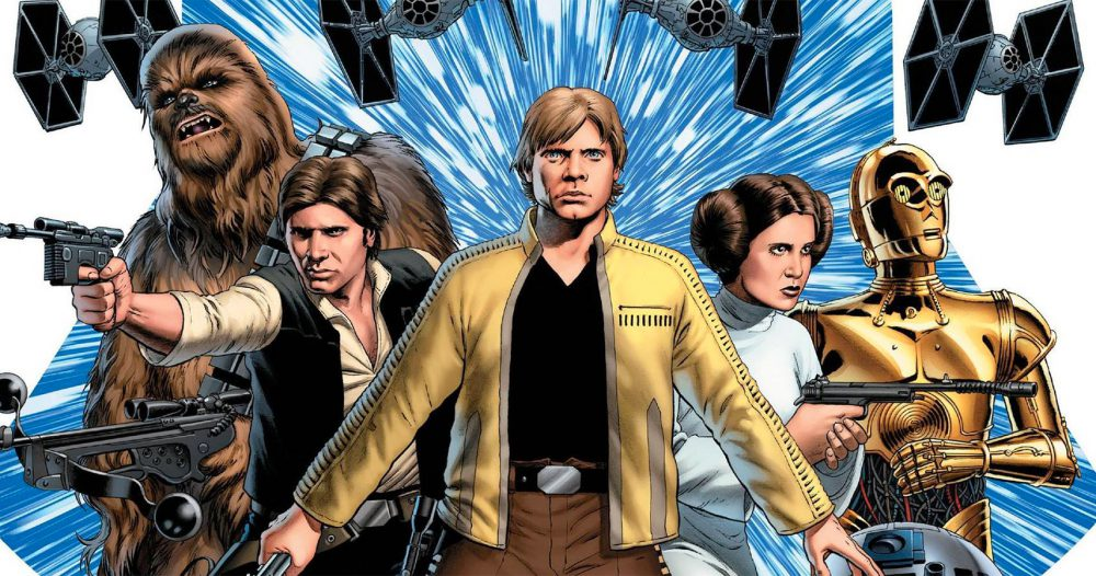 STAR WARS: The Canon Comic Book Series Timeline
