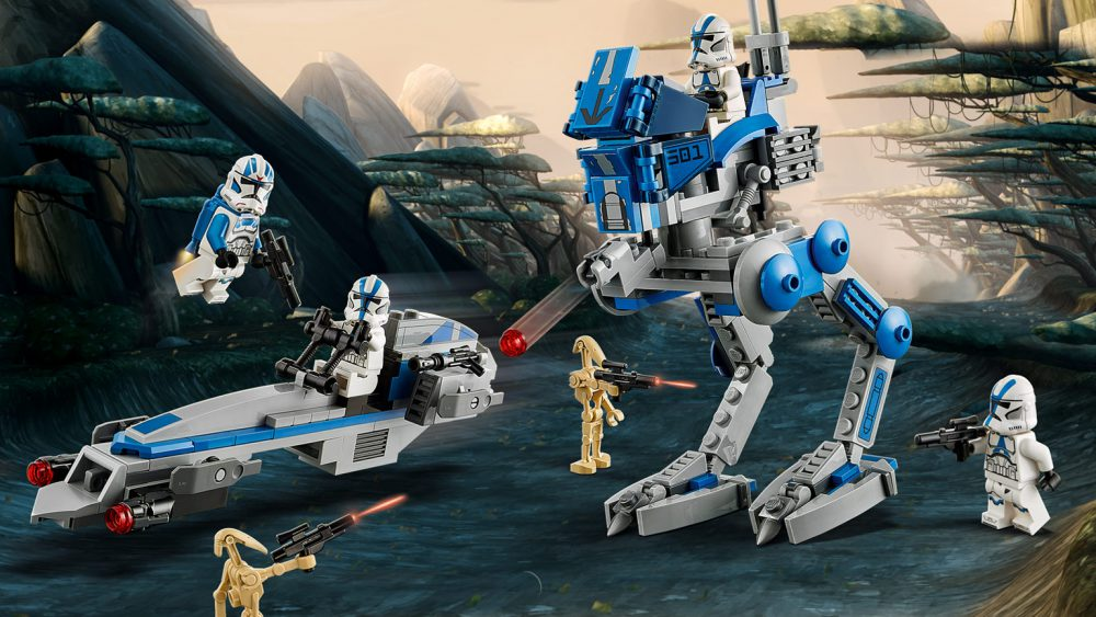 New LEGO STAR WARS Sets Coming Soon