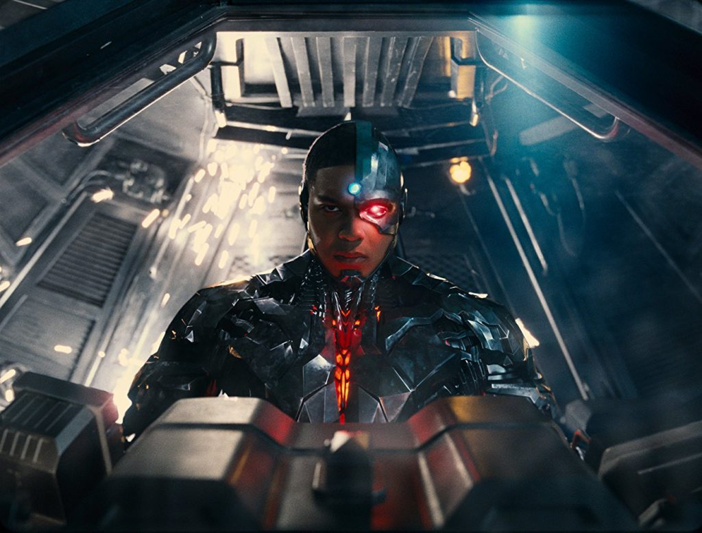 Hopefully, Snyder will restore Cyborg to his old glory.