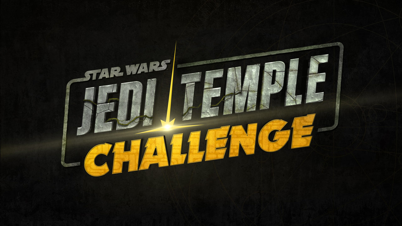 Jedi Temple Challenge Launches This Weekend