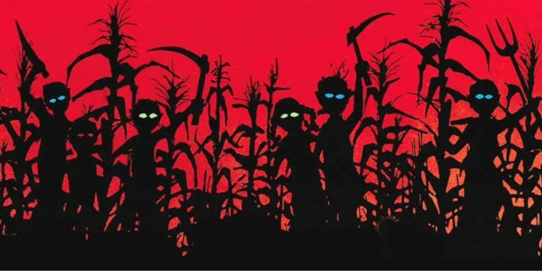 How Children of the Corn Survived Quarantine