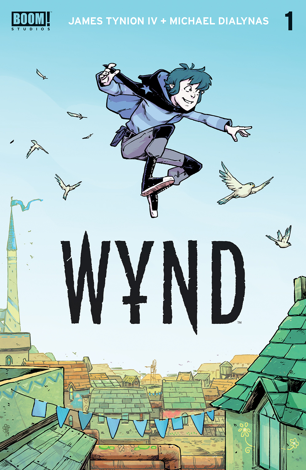 Comic Review – Wynd #1