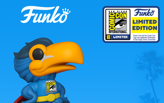 SDCC 2020: Day One Funko Reveals