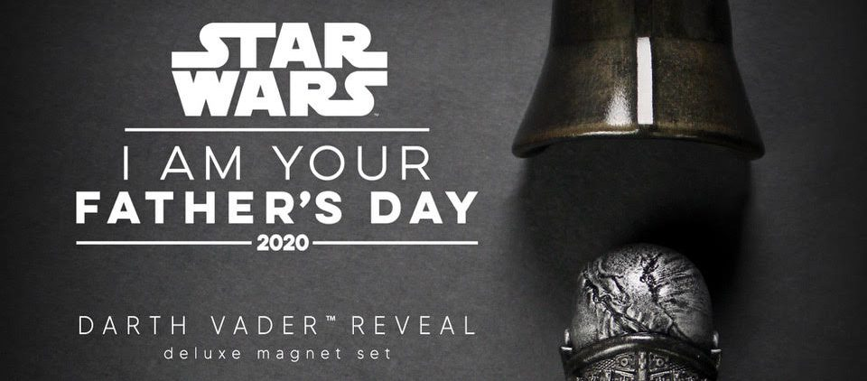 "Celebrate ""I Am Your Father's Day"" With Regal Robot."