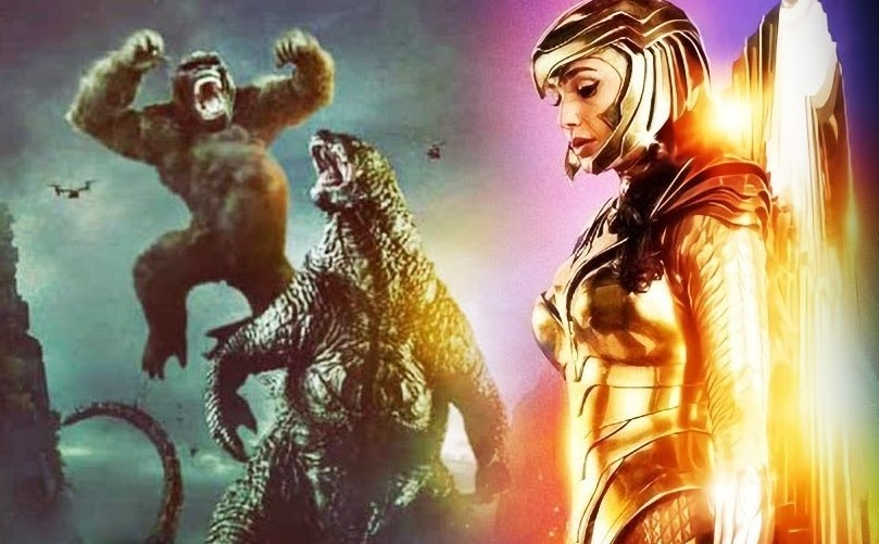 WW84 and Godzilla Moved Again