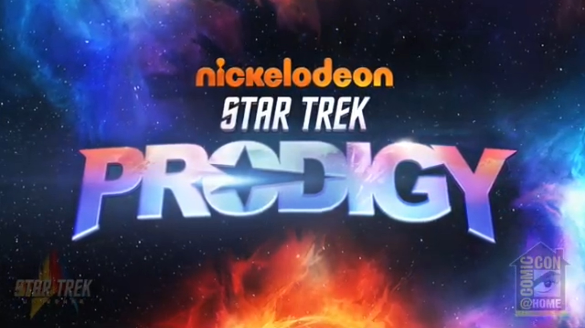 SDCC: CBS and Nickelodeon Teaming up for 'Star Trek: Prodigy'