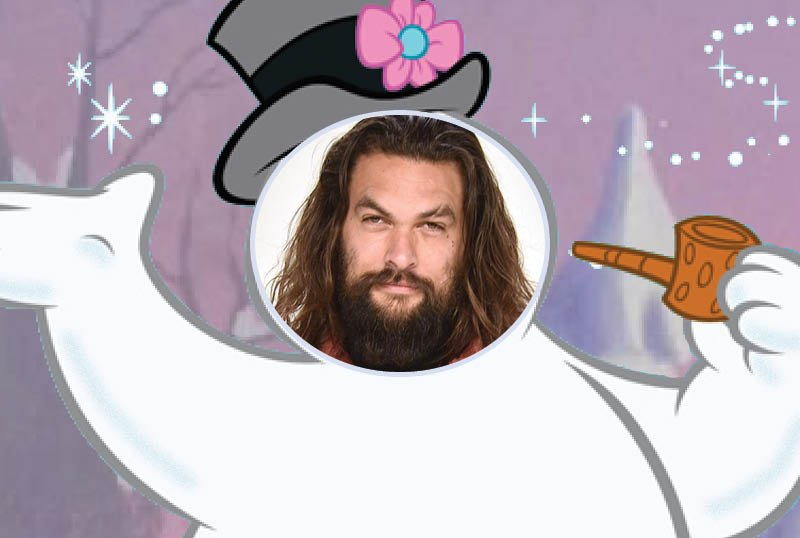Jason Momoa to Voice Live-Action Frosty the Snowman?!