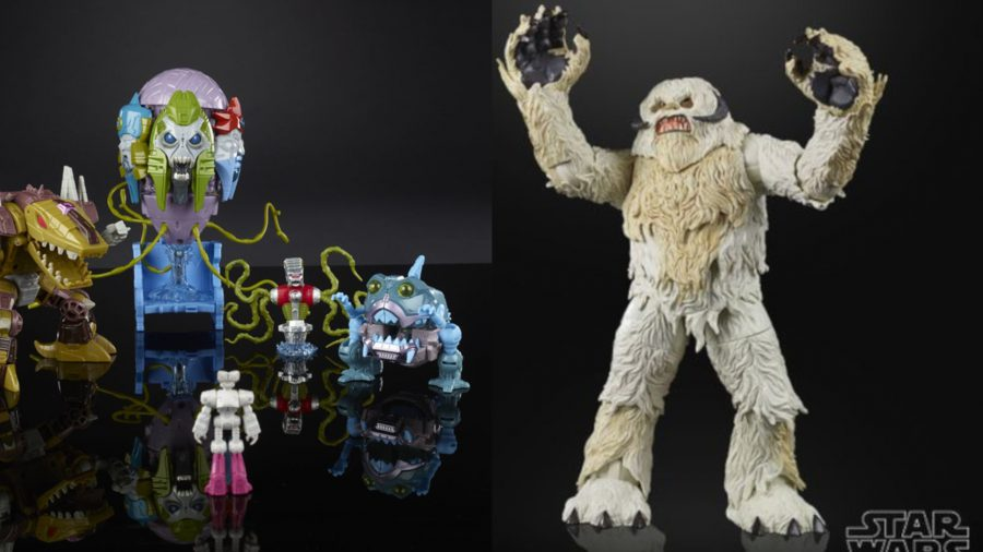 Hasbro Convention Exclusives To Release In September