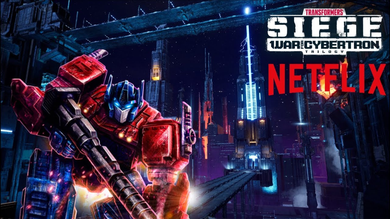 Netflix Transformers Siege Is WAAY More Than Meets the Eye!