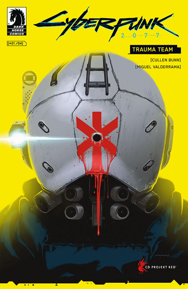 Trauma Team Gets Spotlight in New Cyberpunk 2077 Comic by Dark Horse (Spoilery Review)