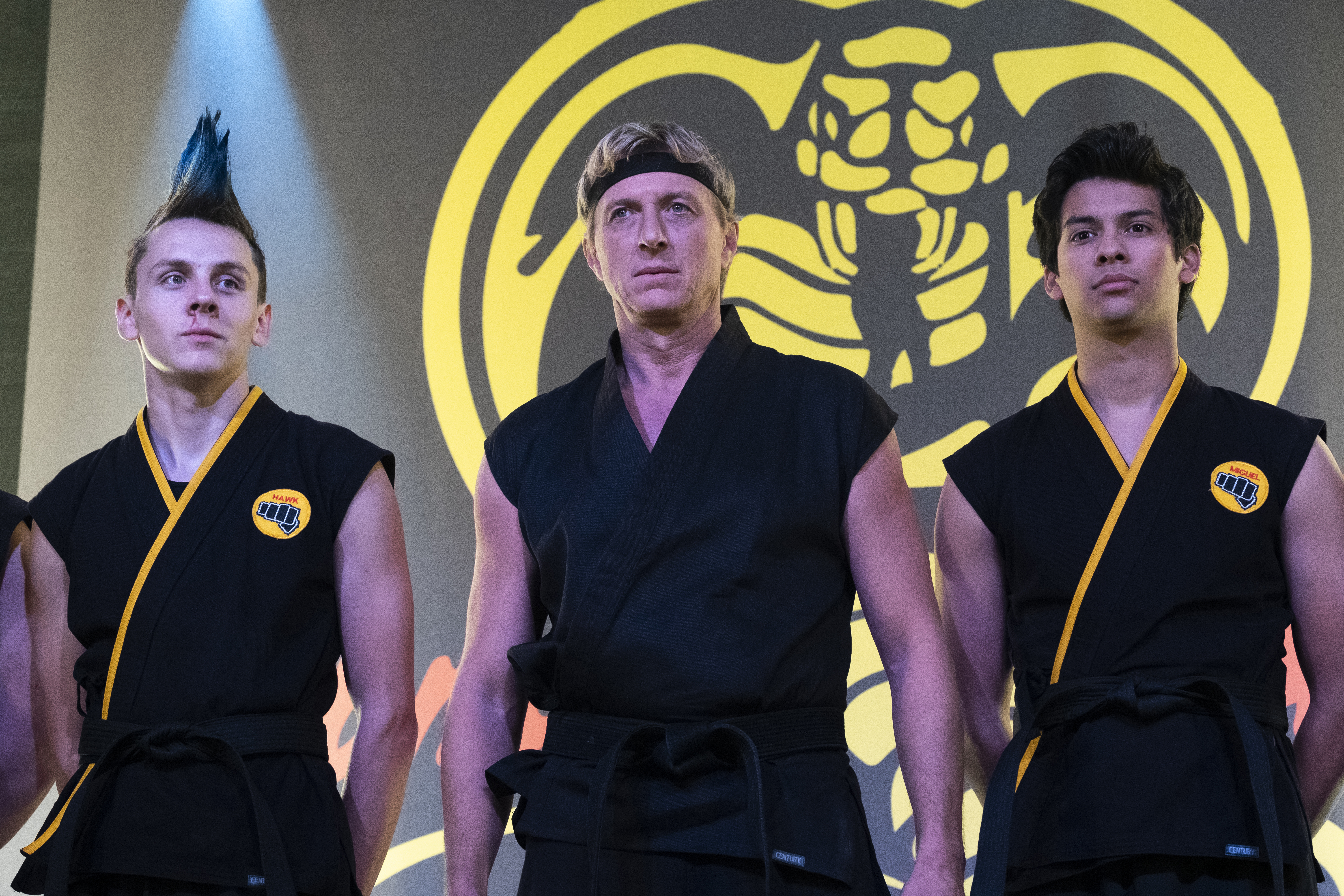 'Cobra Kai' Sneak Peek At Season 3