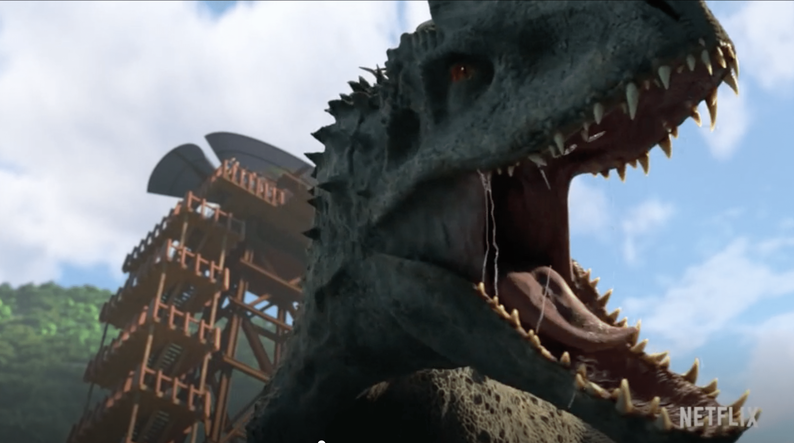 Jurassic World: Camp Cretaceous Nabs Second Season – Watch the Trailer Now