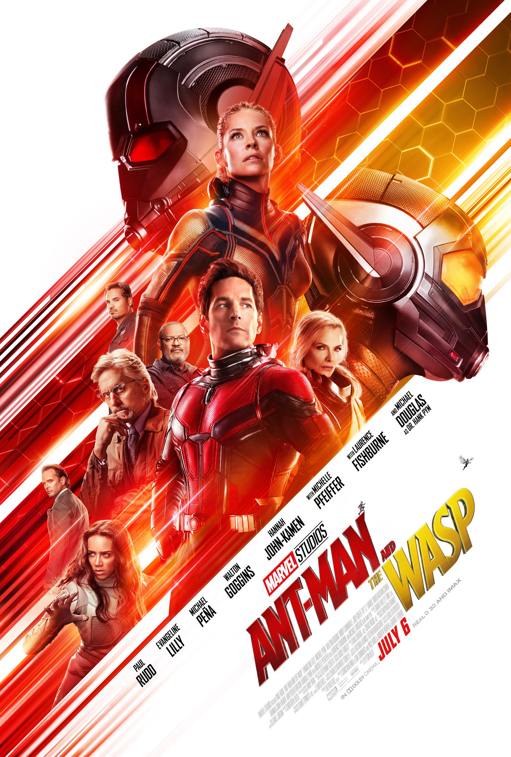 Ant-Man and the Wasp: Disney+ One Step Closer to Having All Marvel Films