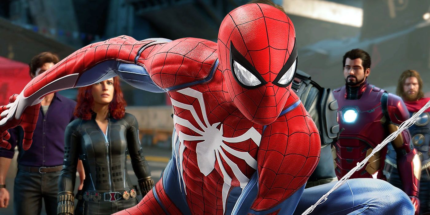 Marvel's Avengers: Spider-Man Will Be Playable, But Only On PlayStation