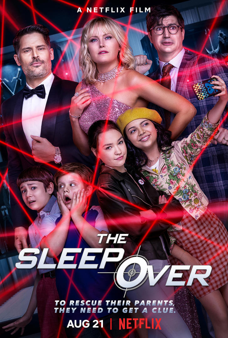 Review: The Sleepover – Enjoy The Night Or Call your Mommy?