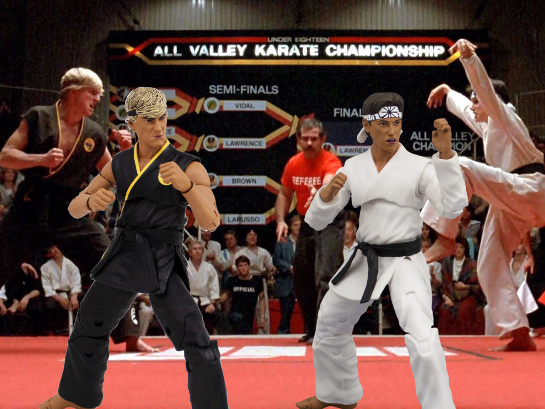 The Karate Kid Action Figures Coming Soon From Icon Heroes